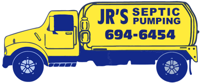 JR's Septic Eagle River Logo
